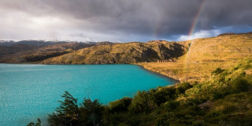 Chile Travel Landscape Photography Torres del Paine National Park Chilean Patagonia Chile South America 2