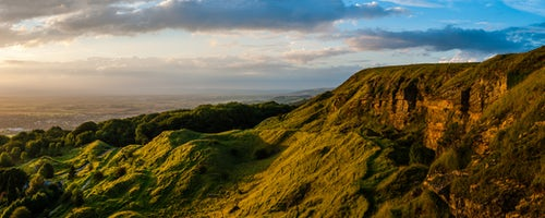 England Landscape Photography Photographer Cleve Hill part of the Cotswold Hill Cheltenham The Cotswolds Gloucestershire England United Kingdom Europe