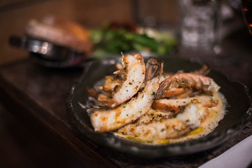 Iceland Travel Photography Icelandic Lobster Langoustine a typical dish in Iceland Europe