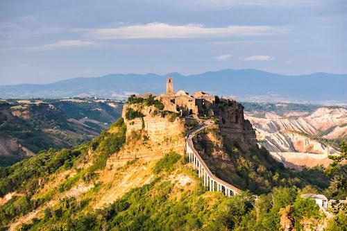 Italy Landscape Photography Civita di Bagnoregio Province of Viterbo Italy