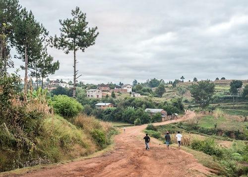 Madagascar Documentary Travel Photography Street scene Antsirabe Antananarivo Province Madagascar Central Highlands