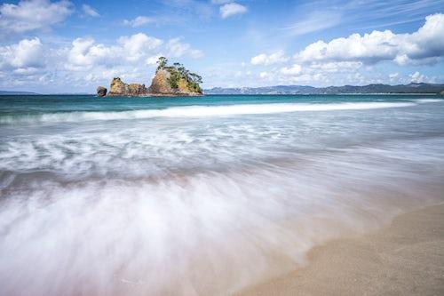 New Zealand Landscape Photography Pungapunga Island Whangapoua Beach Coromandel Peninsula New Zealand North Island 2