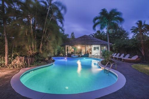 London Luxury Accommodation and Hotel Commercial Photographer Portfolio Rarotonga 17 of 21