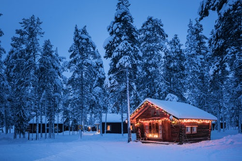 Architecture and Hotel Photography by Professional Freelance Hotel Property and Resort Photographer in London England UK Torassieppi Finnish Lapland Finland
