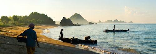 Documentary Travel Photography by UK London Documentary Travel Photographer Indonesia Kuta Lombok