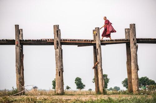 Documentary Travel Photography by UK London Documentary Travel Photographer Myanmar Burma Mandalay 2