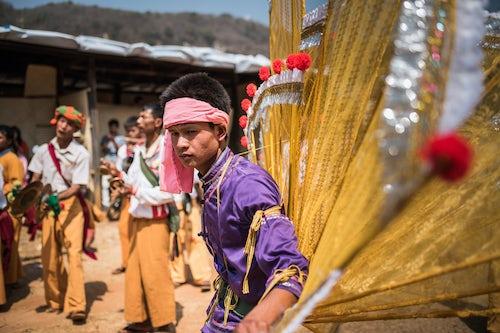Documentary Travel Photography by UK London Documentary Travel Photographer Myanmar Burma Pindaya 6
