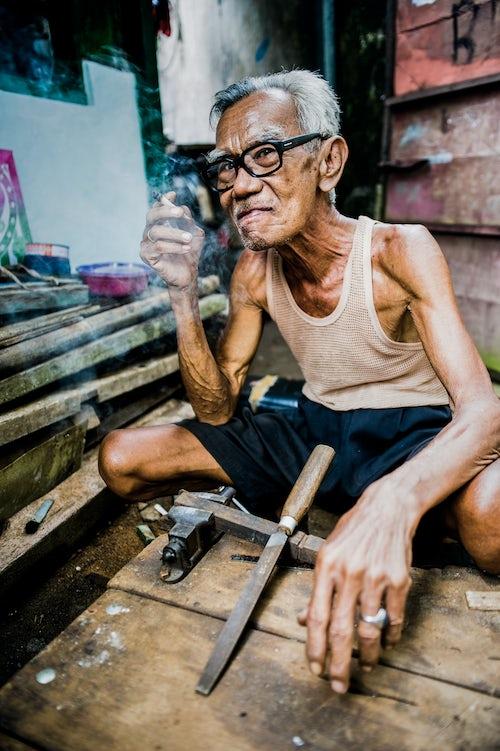 Documentary Travel Portrait Photography by UK London Documentary Portrait Photographer Indonesia Yogyakarta