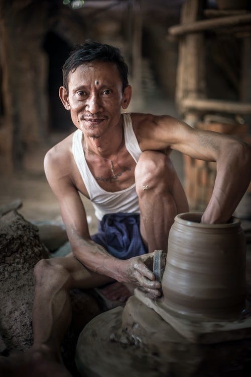 Documentary Travel Portrait Photography by UK London Documentary Portrait Photographer Myanmar Burma Twante 3