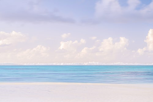 Landscape Photography by Professional Freelance UK Landscape Photographer Cook Islands colours abstract taken on Rarotonga Cook Islands background with copy space